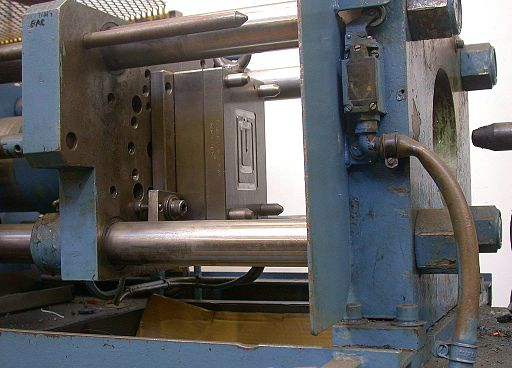 Injection Molder Tie Bars